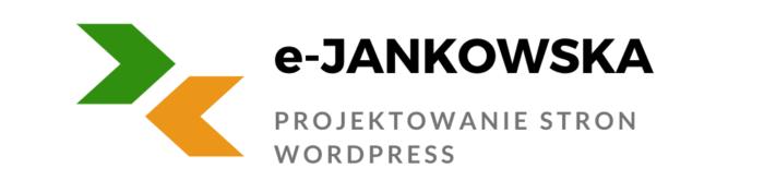 Logo Ejankowska.pl Projektowanie stron internetowych WordPress
